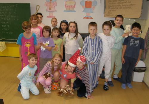 Pyžamový den 11