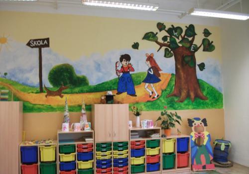 Vybavení školy