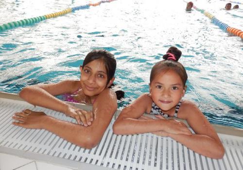 Plavecký výcvik - ukončení