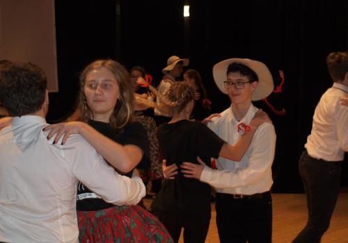 Projekt CZ-PL Tanec bez hranic